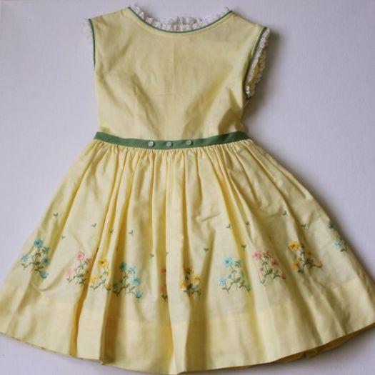 Vintage dress by Cinderella