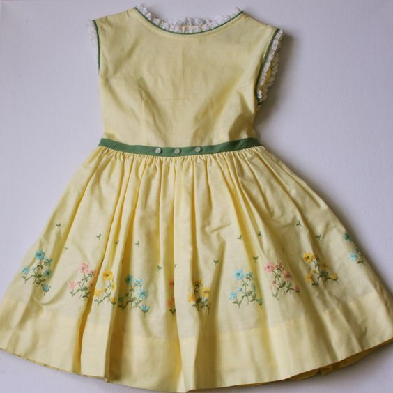 Vintage dress by Cinderella