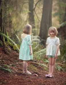 Duchess and Hare - Maisie Pattern for Violette Field Threads