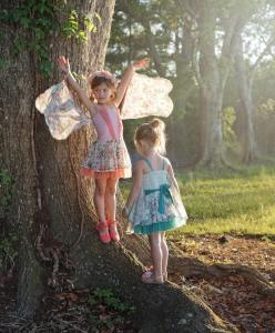 Well Dressed Wolf Flora Fairy Dress