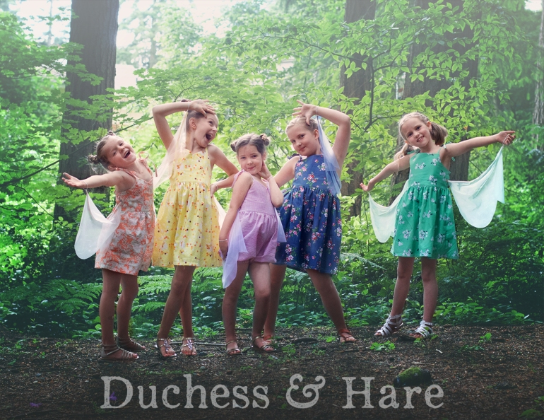 Duchess and Hare Love Pattern Number nine