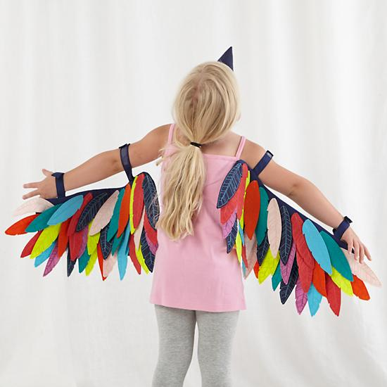 Land of Not Dress up Wings