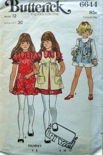 button-front-pinny-70s-size-12