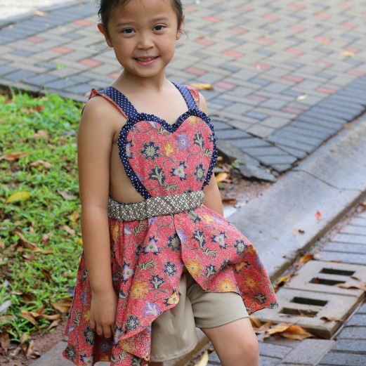 Tulip Skirt with Shorts