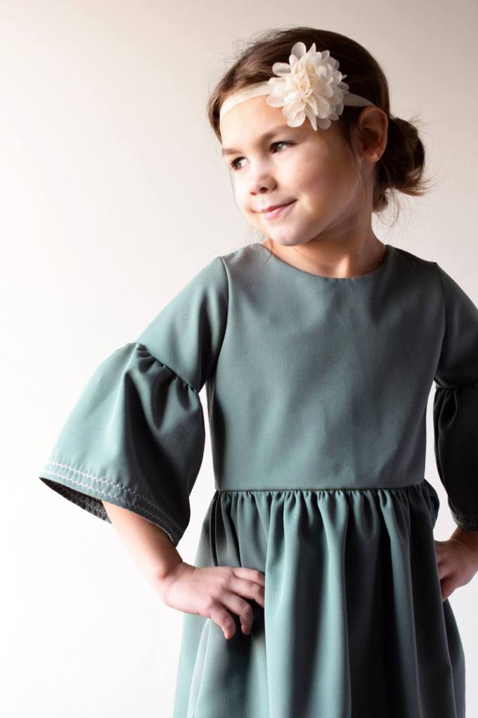 Duchess and Hare Every Which Way dress pattern
