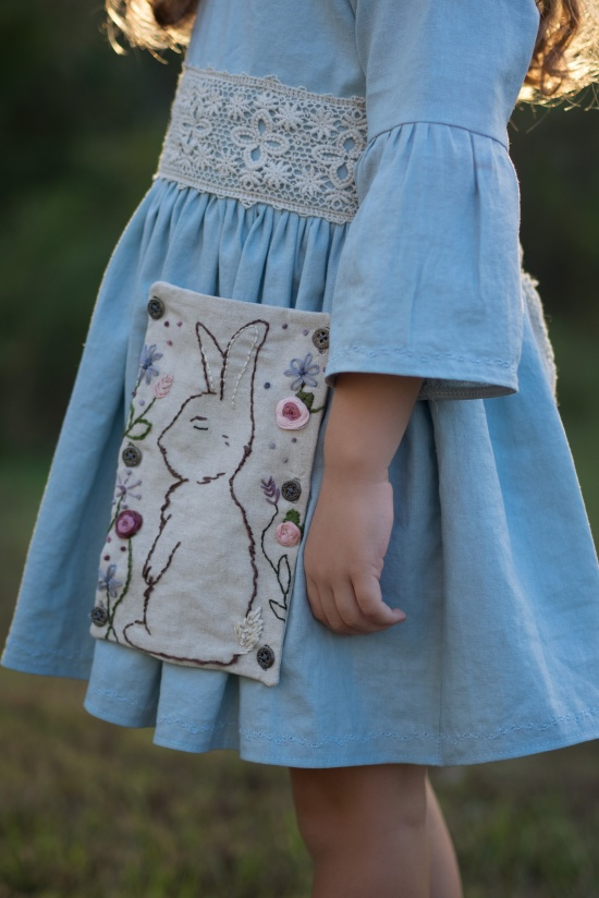 Duchess and Hare Every Which Way pdf pattern sleeve addon